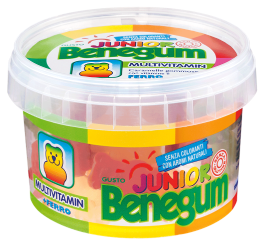 1 Benegum j multivitamin
