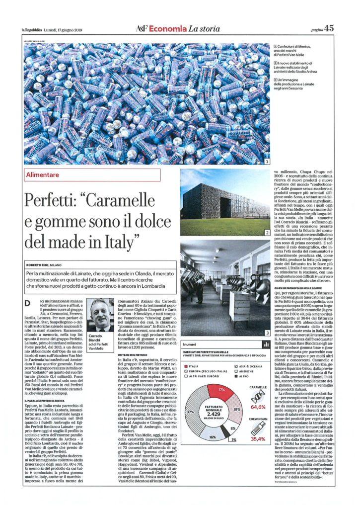 La Repubblica 17.06.2019